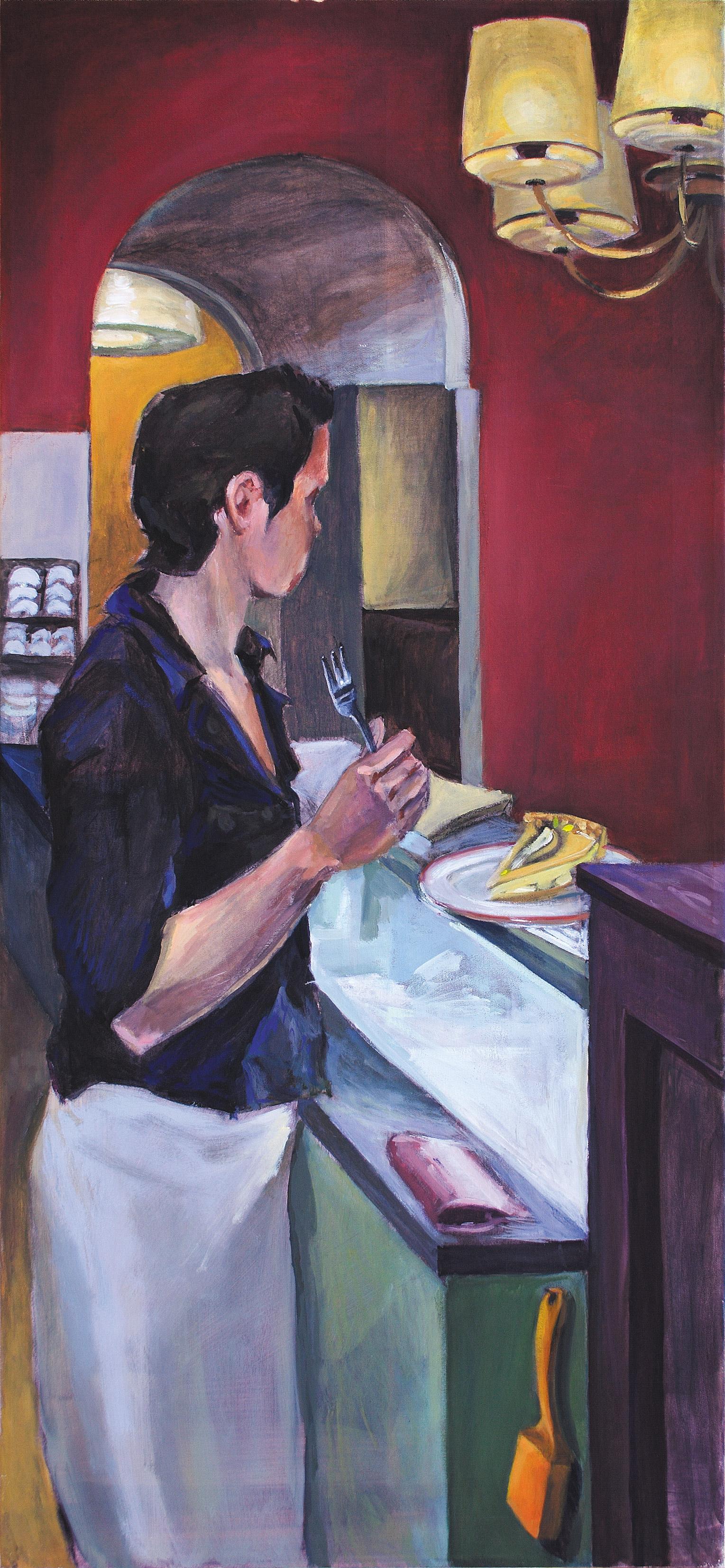 Gila | Acryl und Öl auf Leinwand  (Acrylic and Oil on Canvas)
