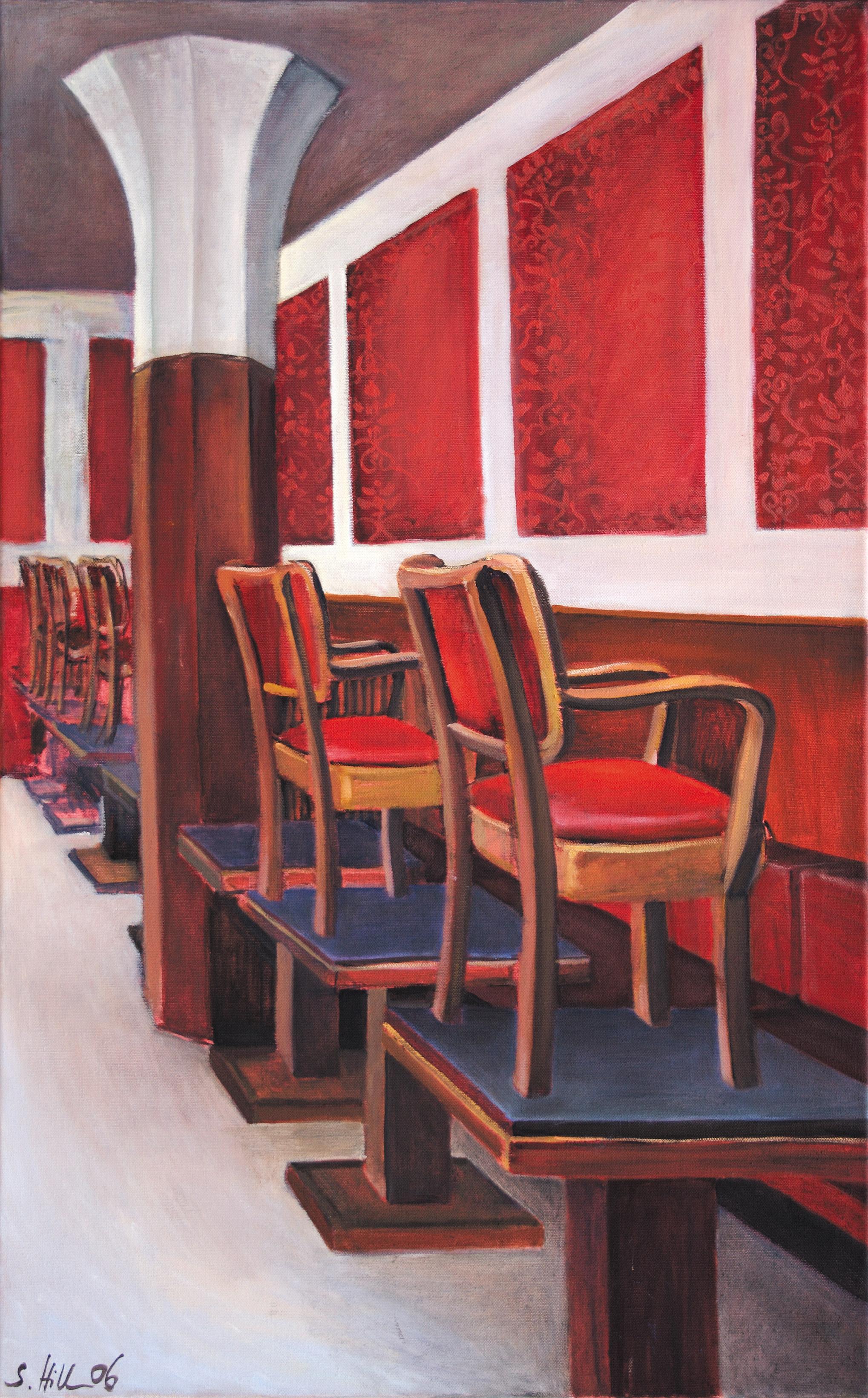 Morgen (Morning) | Acryl und Öl auf Leinwand  (Acrylic and Oil on Canvas)