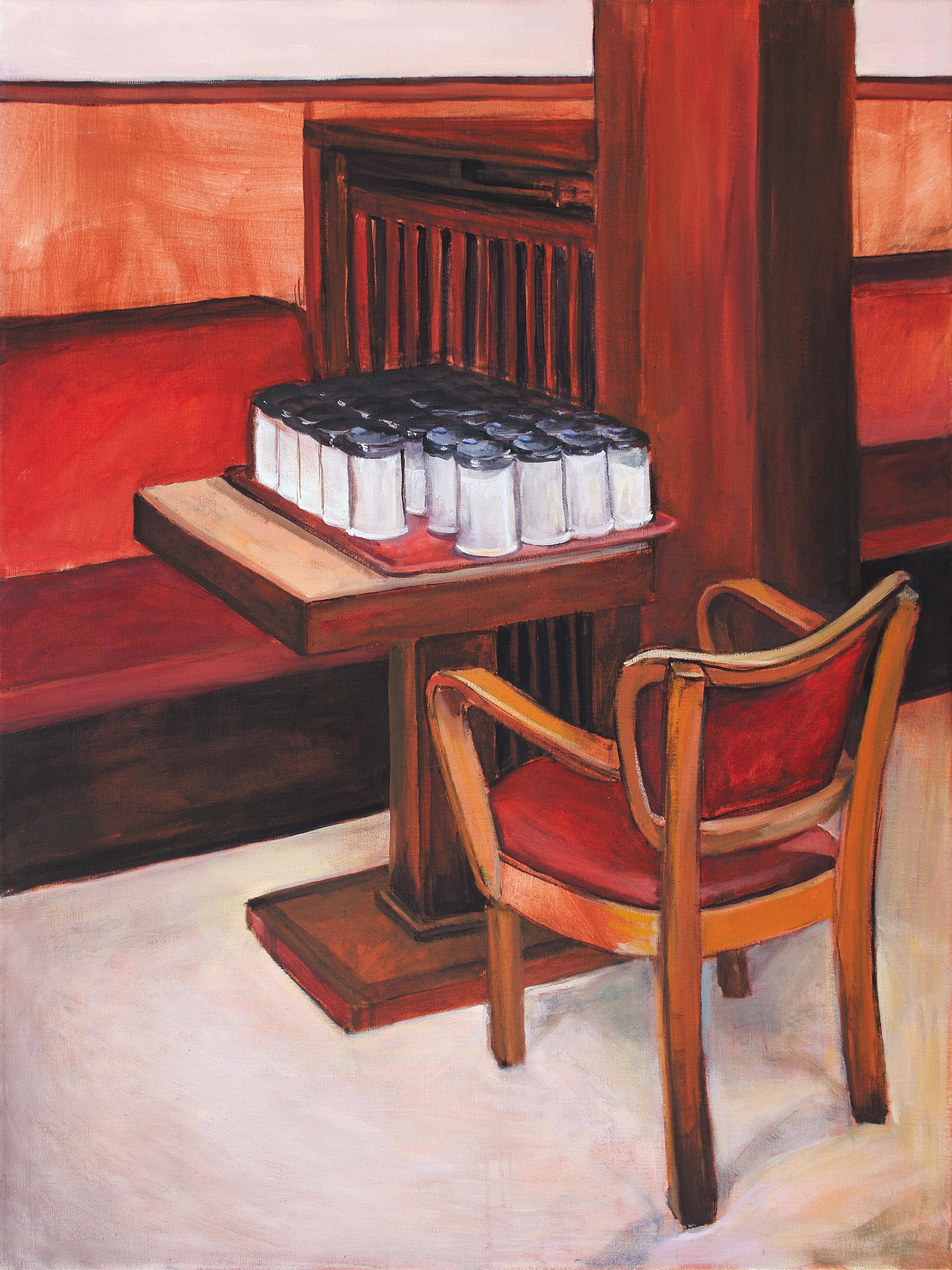 Zucker (Sugar) Acryl und Öl auf Leinwand  (Acrylic and Oil on Canvas)